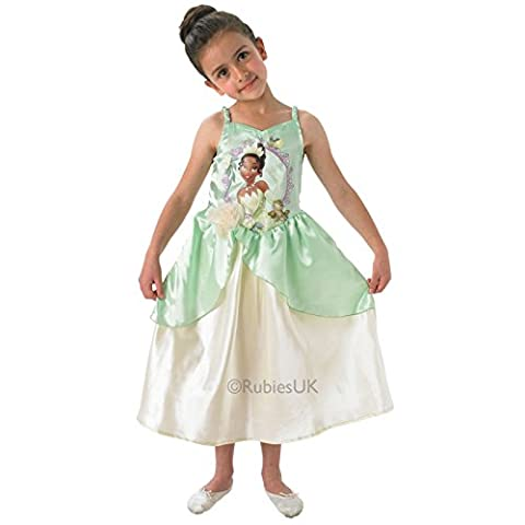 Costumes Princesse Tiana Robes - Tiana La Princesse et la Grenouille- Déguisement