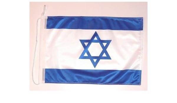 Magnetschild,Kühlschrankmagnet,Magnet-Flagge Israel
