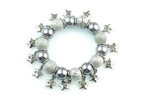 Bracelet Femme - 16130 - Métal - Perle Imitation