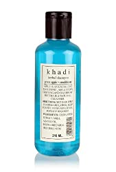 Khadi Green Apple+ Conditioner Shampoo, 210ml