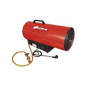Generateur d'air chaud à gaz 43.47KW