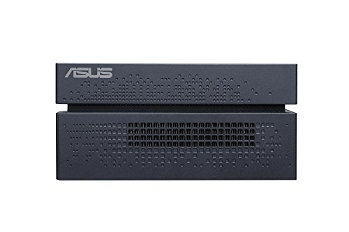 Asus 90MS00Y1-M00820 Mini Desktop PC (Intel Core i3, 4GB Festplatte, 4GB RAM, Win 10) schwarz - 4