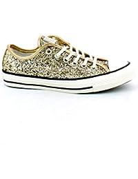 8d9259703 Amazon.es  Converse - Dorado   Zapatos  Zapatos y complementos
