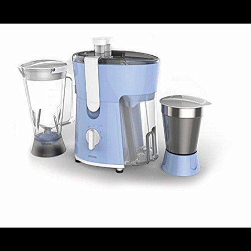 Philips Hl7575 600w Juicer Mixer Grinder (blue)