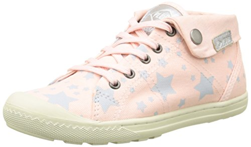 PLDM by Palladium Mädchen Letty Stars Sneaker Rose (479 Rose Resin)