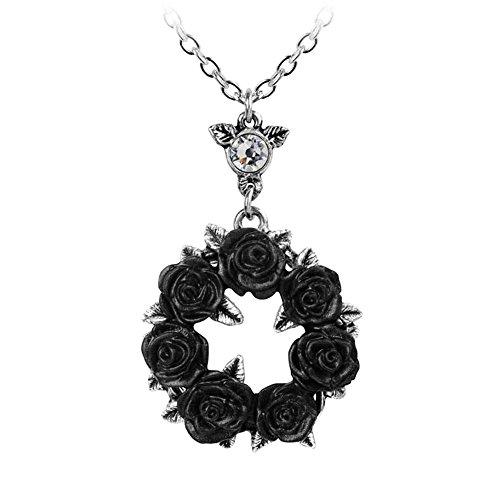 collana-con-pendente-ring-o-roses-pendant-alchemy-gothic-taglia-unica