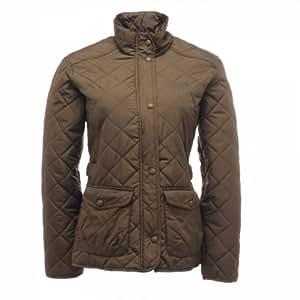 Regatta Women's Missy Insulated Jacket - Dark Khaki, Size 8