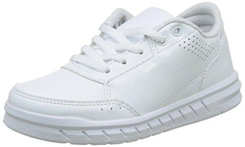 adidas Hyperfast 2.0 CF K, Chaussures de Sport Garçon, Blau/Silber/Pink, 28 EU