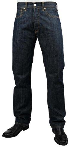 Levi' s Uomo Straight Leg Jeans - Bleu (Marlon) 36W / 32L