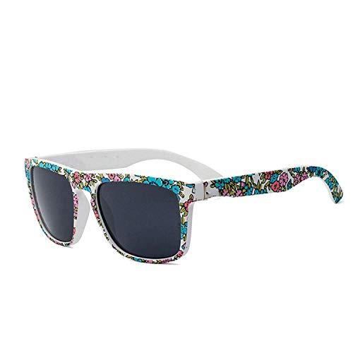 OULN1Y Sport Sonnenbrillen,Vintage Sonnenbrillen,Square Sunglasses Men's Driving Male Sunglasses Retro