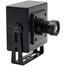 Mini Case Housing Non Distortion Star Light Low Illumination Full HD 1080P Webcam 2MP UVC OTG