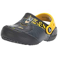 Crocs Unisex Adults Funlab Iconic Batman Clog Kids