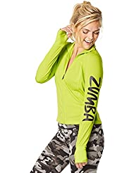 Zumba Fitness Don't With Me Veste de sport Femme Zumba