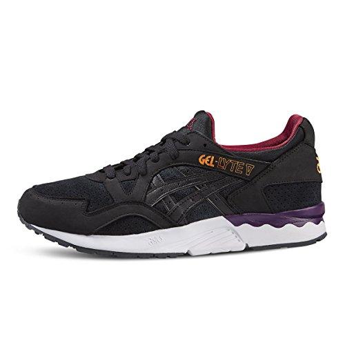 Asics Gel-Lyte V Unisex-Erwachsene Sneaker Black