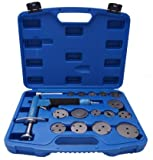 Arretratore ad aria compressa/pneumatico pistoncini freni/freno a disco con 15 adattatori/placche