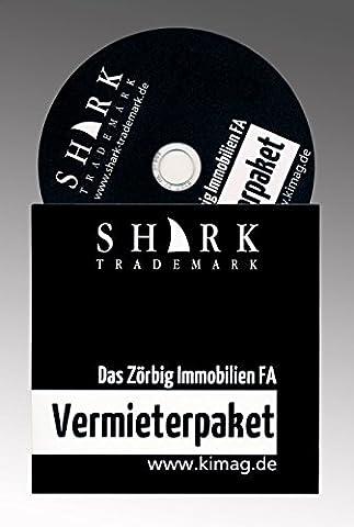 Premium Vermieterpaket - Alle Dokumente die Sie als Vermieter benötigen auf einer CD.
