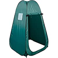 Costway Outdoor Pop up Tent Portable Camping Instant Toilet/Shower/Changing Privacy Room Tent