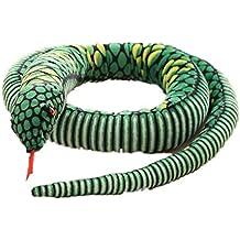 GCCLCF Cuscini Standard Simulado Serpiente Peluche Juguete Horror Prop Almohada sofá Dormitorio