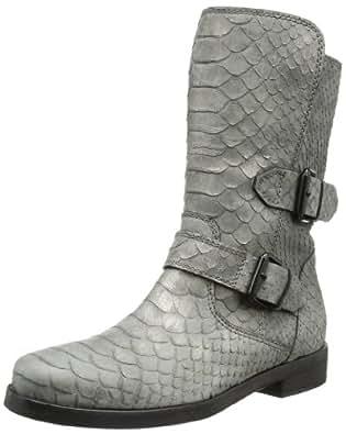 Kennel und Schmenger Schuhmanufaktur Blake 61-26140.262, Damen Biker Boots, Grau (Metal grey), EU 35.5 (UK 3)
