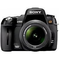 Sony DSLRA500L Alpha 12.3 MP Digital Camera + Zoom Lens Kit (18-55mm 3.5-5.6)