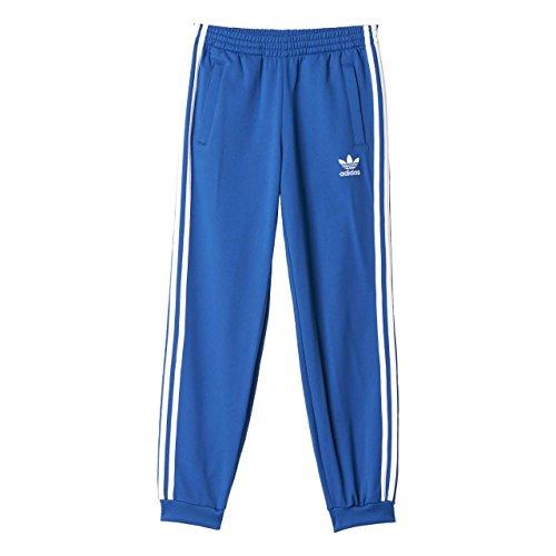 Retro Turnhose (adidas Kinder Superstar Hose Trainingshose Sporthose (140))
