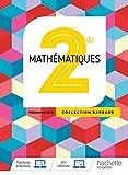 Mathématiques Barbazo 2nde - Livre Élève - Ed. 2019
