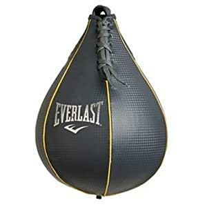 Everlast Erwachsene Boxartikel 4215 Lightweight Durahide Speed Bag, Grey, 0, 057264 99005