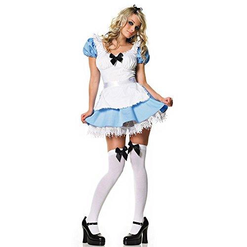 Liu Sensen Dessous Für Frauen Sexy Dessous Dienstmädchen Outfit Dienstmädchen Uniform Krankenschwester Uniform Französisch Dienstmädchen Kleid Cosplay Oktoberfest Leistung Kostüm Bodys