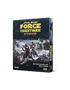 Asmodee-ubiswf01-Star Wars-Fuerza y Rendimiento AL-F-Kit de Inicio