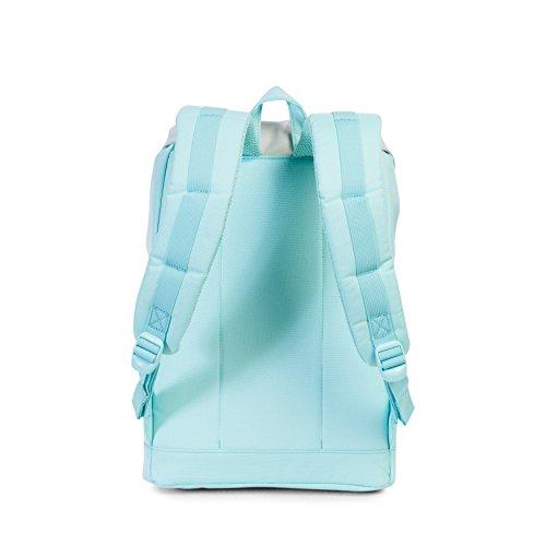 Imagen de herschel supply co. patrimonio niños , blue tint/glacier grey/tan synthetic leather azul  10329 01461 os alternativa