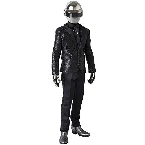 Helm Punk Kostüme Daft (Medicom Daft Punk: Thomas Bangalter Real Action Heroes Figur (
