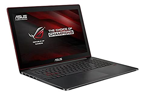 Asus ROG G501VW-FY108T 39,6cm (15,6 Zoll mattes Full-HD Display) Gaming Notebook (Intel Core i7-6700HQ, 16GB Arbeitsspeicher, 512GB SSD, Nvidia GTX 960M, Windows 10 Home)