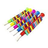 Beiguoxia Angenehme Melodica Spielzeug für Kinder, 13 Schlüssel, bunte Melodica, Kunststoff, Musikinstrumente für alle Altersgruppen Einheitsgröße Zufällige Farbauswahl