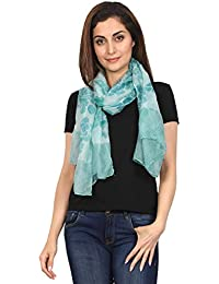 ff16245de3dbb FabSeasons Floral Printed Cotton Scarf, Scarves, Stole & Shawl for Women  for all seasons