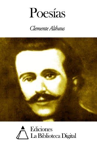 Poesías por Clemente Althaus
