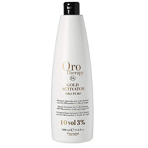 Fanola Oro Puro Therapy or Activateur 3% 1000 ml