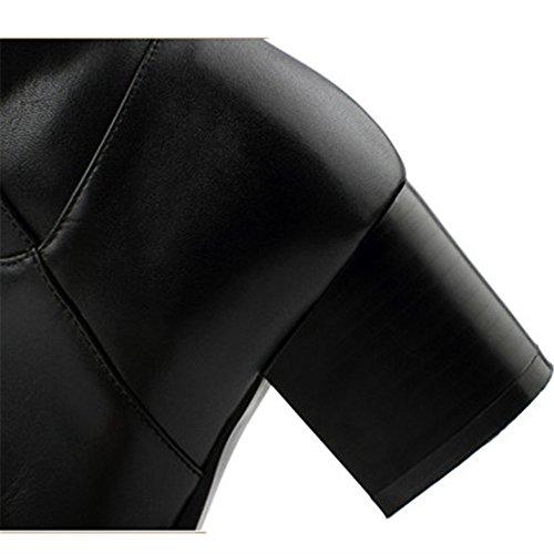 Nine SevenMid-calf Boots - Stivali donna Black