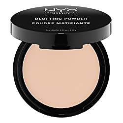 Nyx Professional Makeup Blotting Powder, Light/Medium, 8.2g