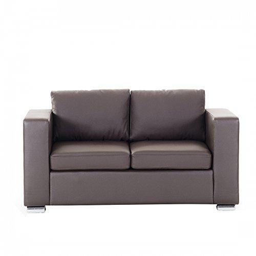 Divano marrone - Sofa 2 posti -
