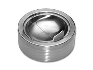 CHG 3315-00 Cendrier Hauteur 5,5 cm / Diamètre 11,5 cm (Import Allemagne)