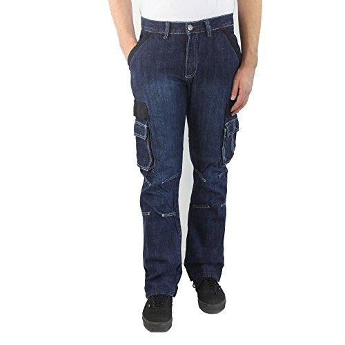 247 Jeans Workwear Jeans Grizzly D30 Dark