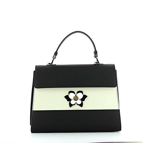 50b4fa5677 Con indosso questa borsa, farai un figurone! Molto sofisticata, fa la sua  bella scena portata a mano. FURLA - Borsa in pelle media da Donna ...