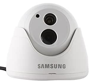 Samsung Snd-E5011Rp Dome Camera (White)