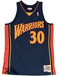 Mitchell & Ness Golden Satte Warriros Stephen Curry Camiseta sin mangas