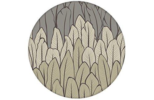 Beige Streifentapete Mit Feder Motiv Angepasst An Wandfarben Von Farrow U0026  Ball   Vlies Tapete Streifen