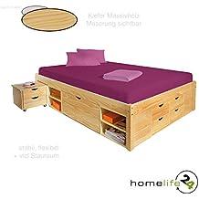 suchergebnis auf f r seniorenbett 140x200. Black Bedroom Furniture Sets. Home Design Ideas