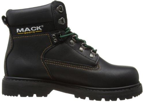 Mack Boots Master, Herren Stiefel Schwarz