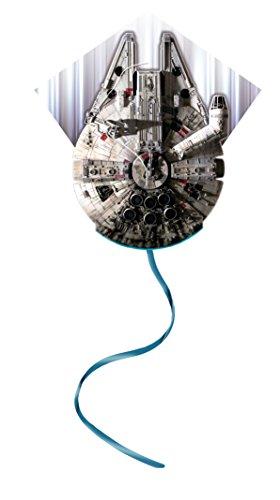 Star Wars ezny902mf Pop Up Millennium Falcon Kite
