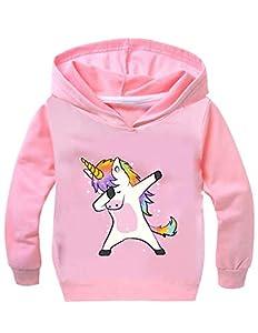 Sudadera Unicornio Niña Chicas Sudaderas