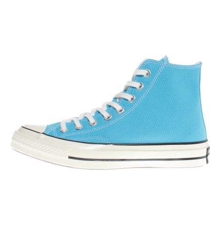 Converse, All Star HI Canvas Seasonal, Sneaker, Unisex - adulto Blu (blu)